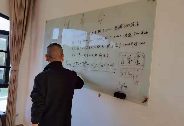 从新疆不远万里,走进禾辉的学员