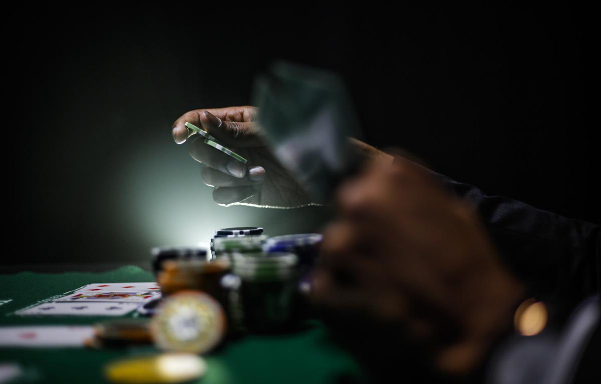 赌徒心理分析